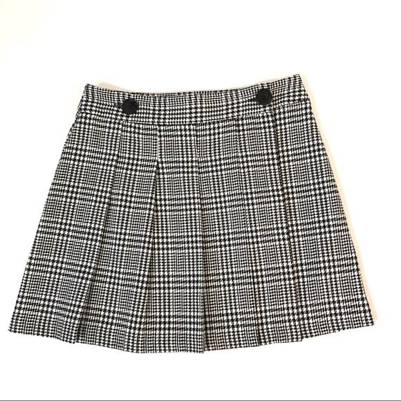 6b8b8e5c4 Topshop Houndstooth Plaid Pleated Wrap Mini Skirt. Topshop.  M_5c588b974ab633520943dcce. M_5c588b99de6f6207ba46951b.  M_5c588b9b4ab633cd1943dcf3